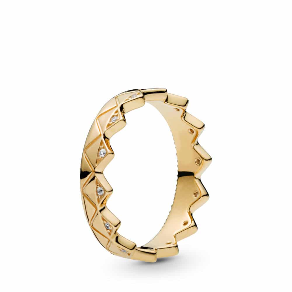 anello pandora corona nuovo