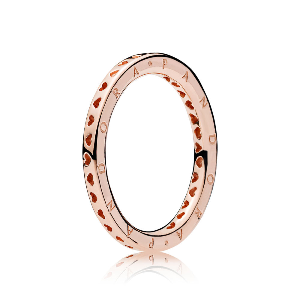 anelli pandora rose
