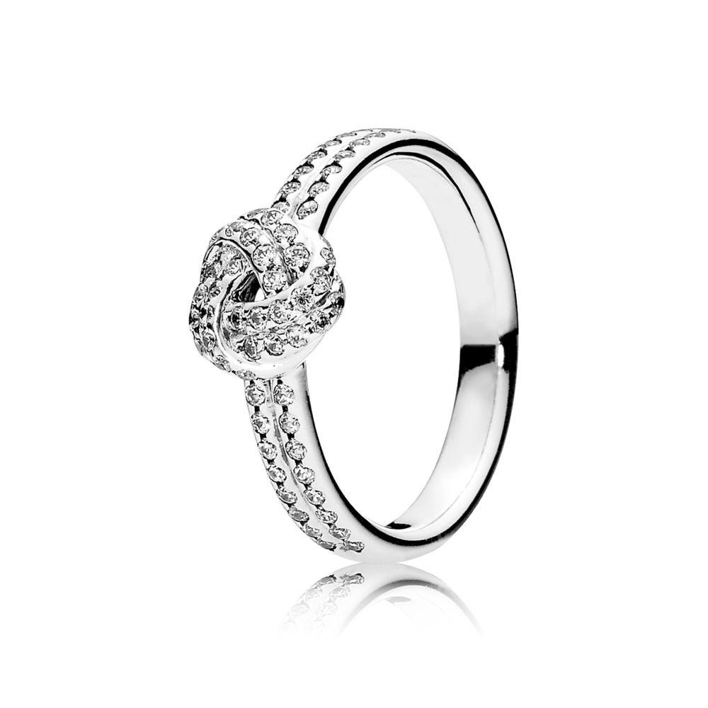 anello nodo d'amore luminoso pandora