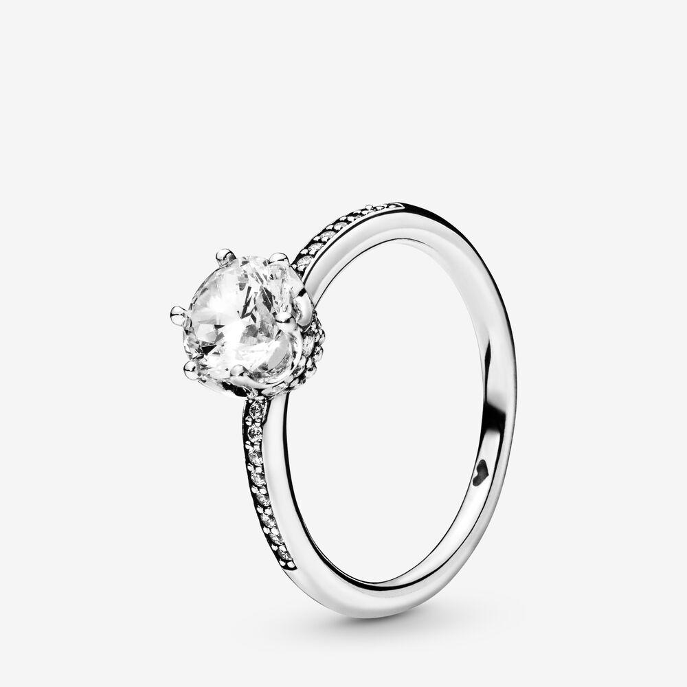 anello a corona di pandora