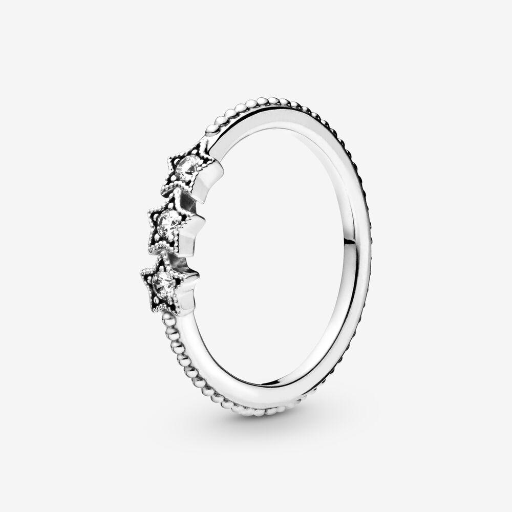 pandora anello stelle cadenti
