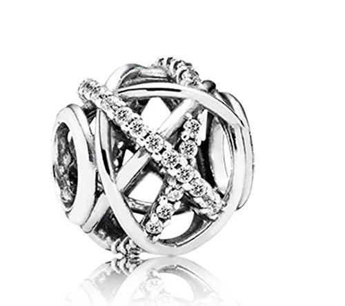 anello pandora nodo d'amore prezzo