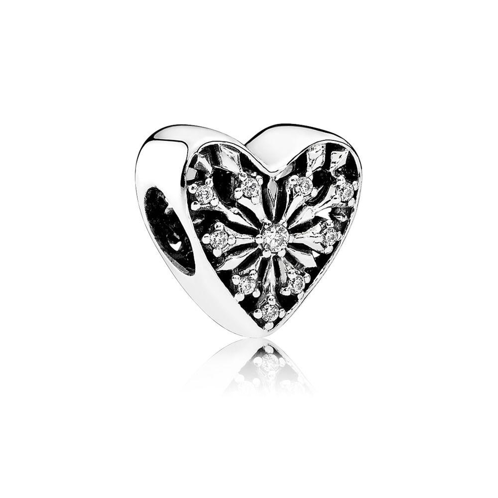 charm pandora originale cuore offerte
