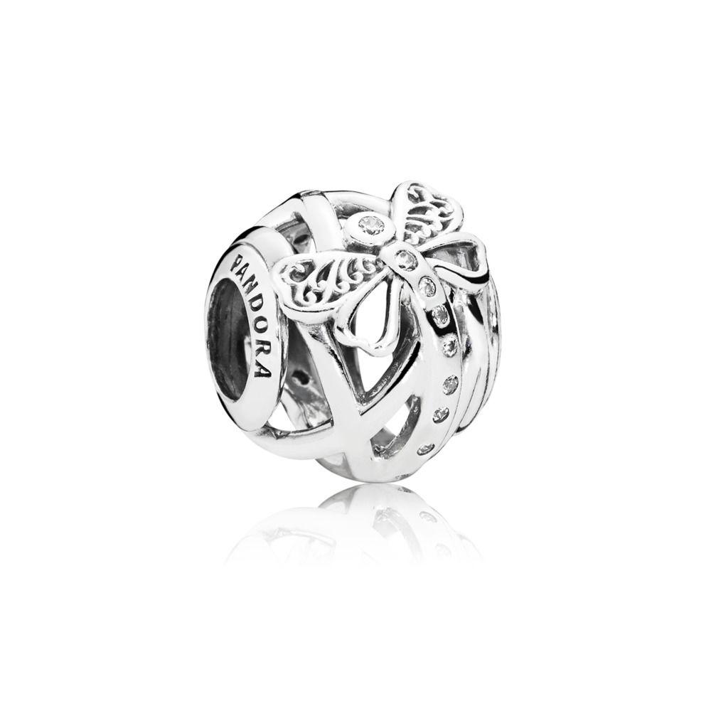 sale retailer 73312 dab14 Charm Pandora Libellula sognante 797025CZ