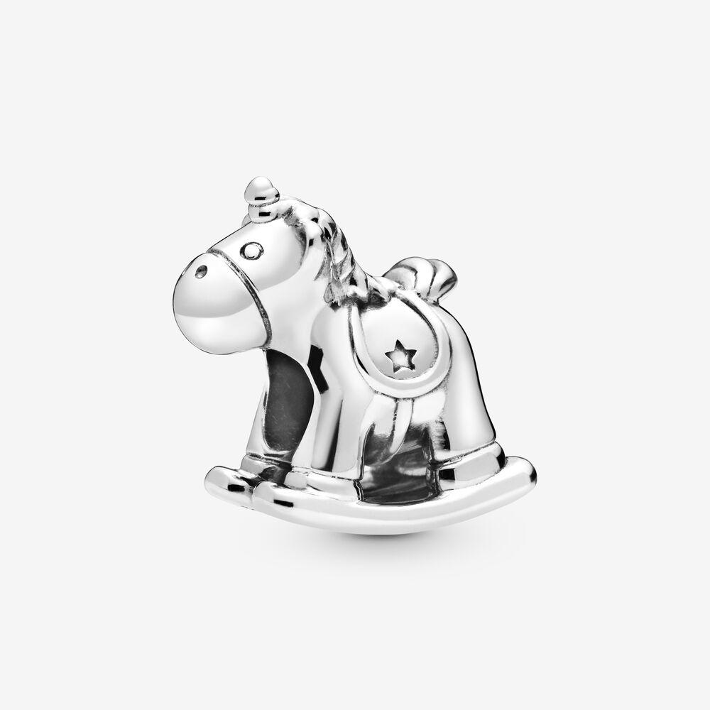Cavallo A Dondolo Swarovski.Charm Pandora Cavallo A Dondolo Bruno L Unicorno 798437c00