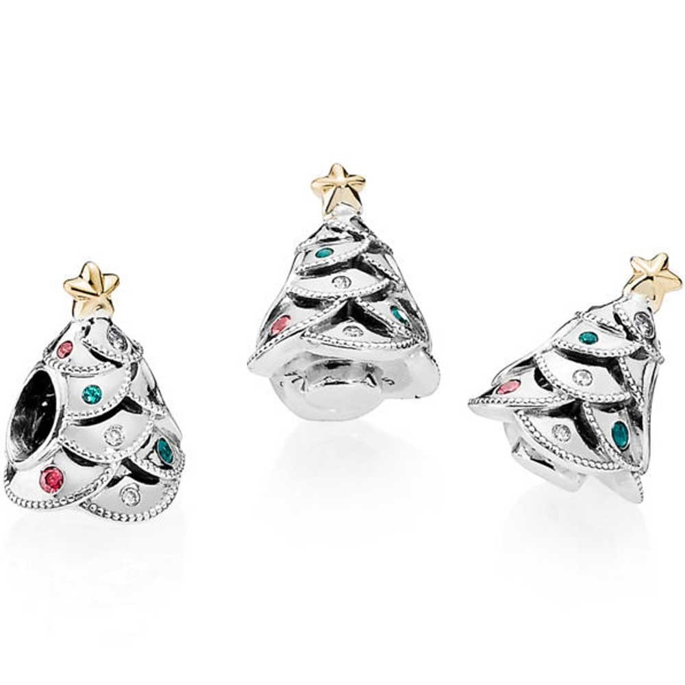 Albero Di Natale Pandora.Charm Pandora Alberello 791999czrmx