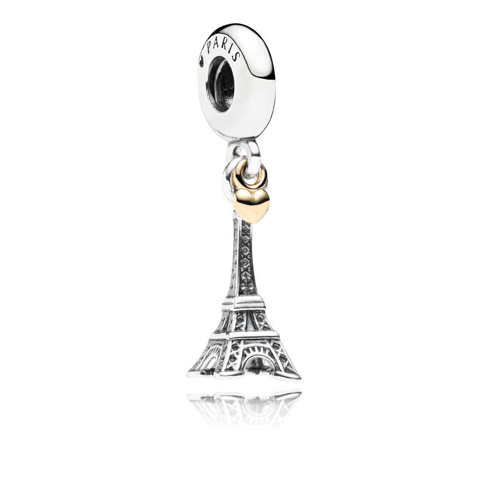 charm pandora originale parigi