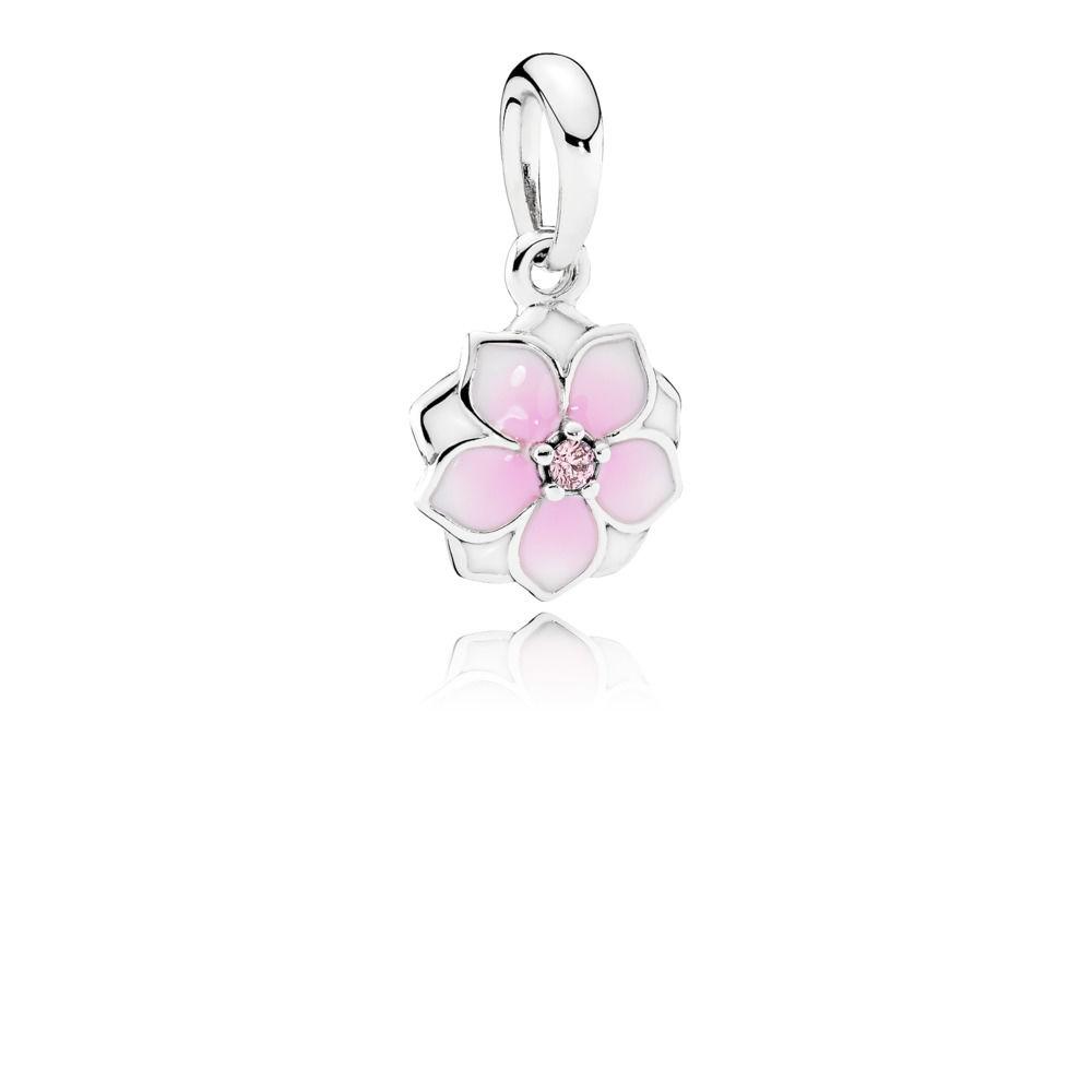 pandora charms fiori
