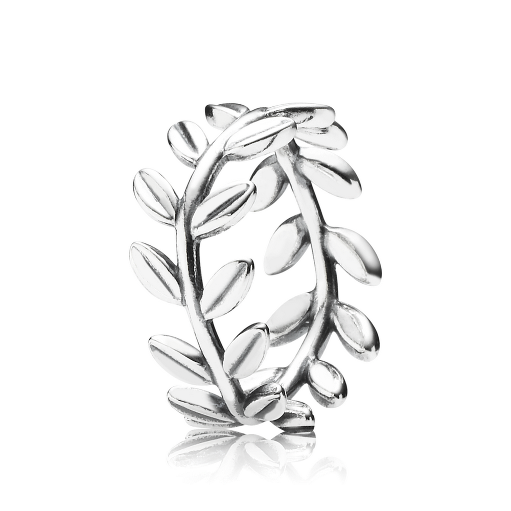 pandora anello corona di alloro