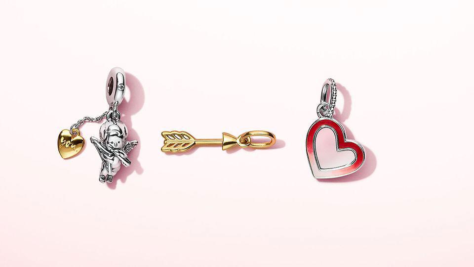 più recente 21e95 ad388 Collezione San Valentino PANDORA - Catalogo e Prezzi ...