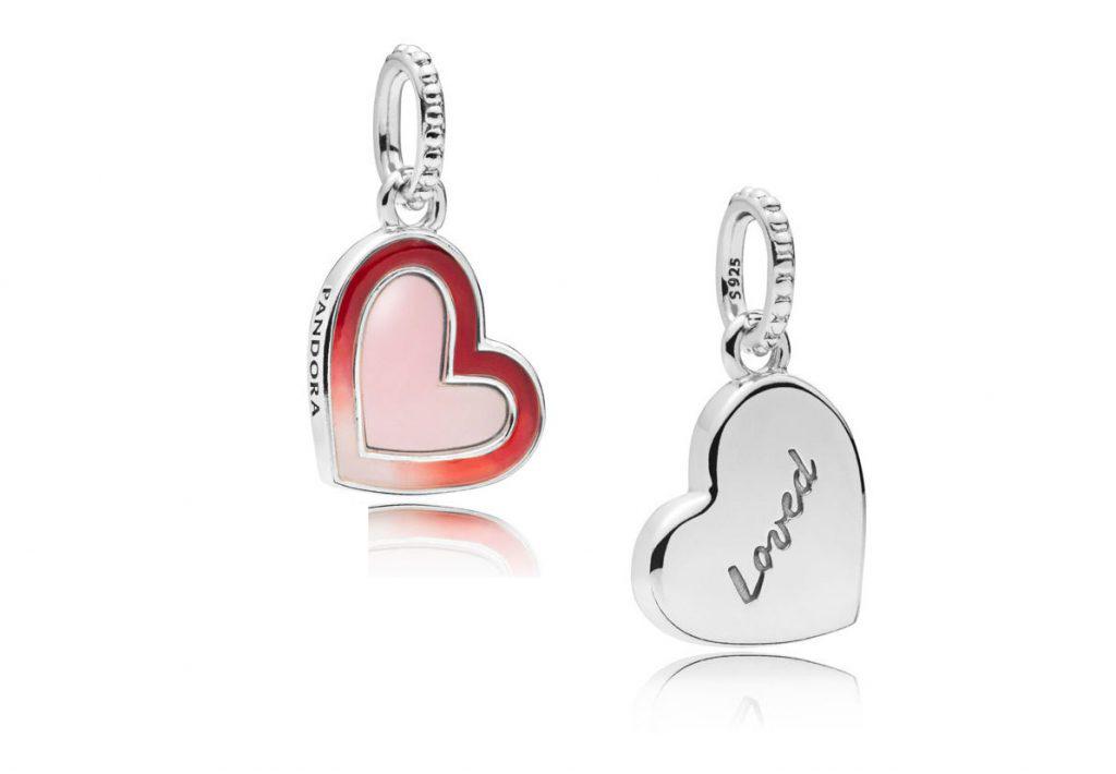 pandora anello cuore san valentino