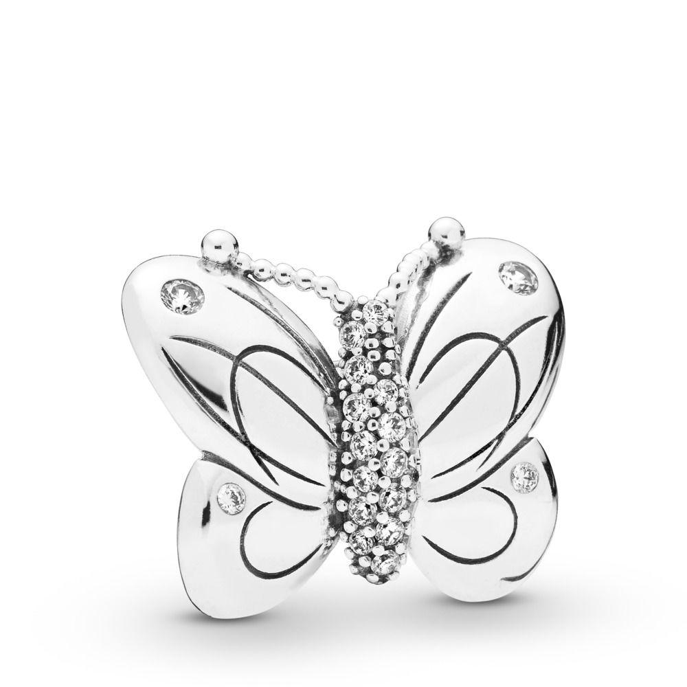 farfalla pandora originale