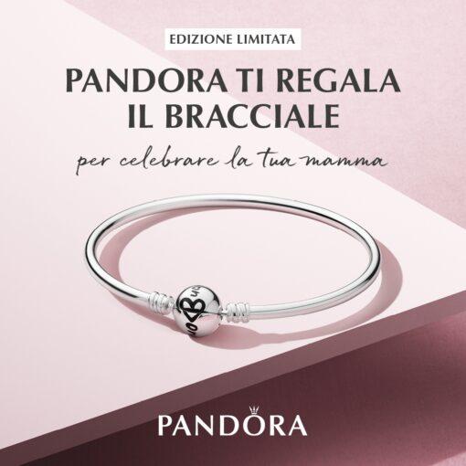 nuovo di zecca b2630 29737 Bracciale Pandora Rigido EDIZIONE LIMITATA One in a Million 598084