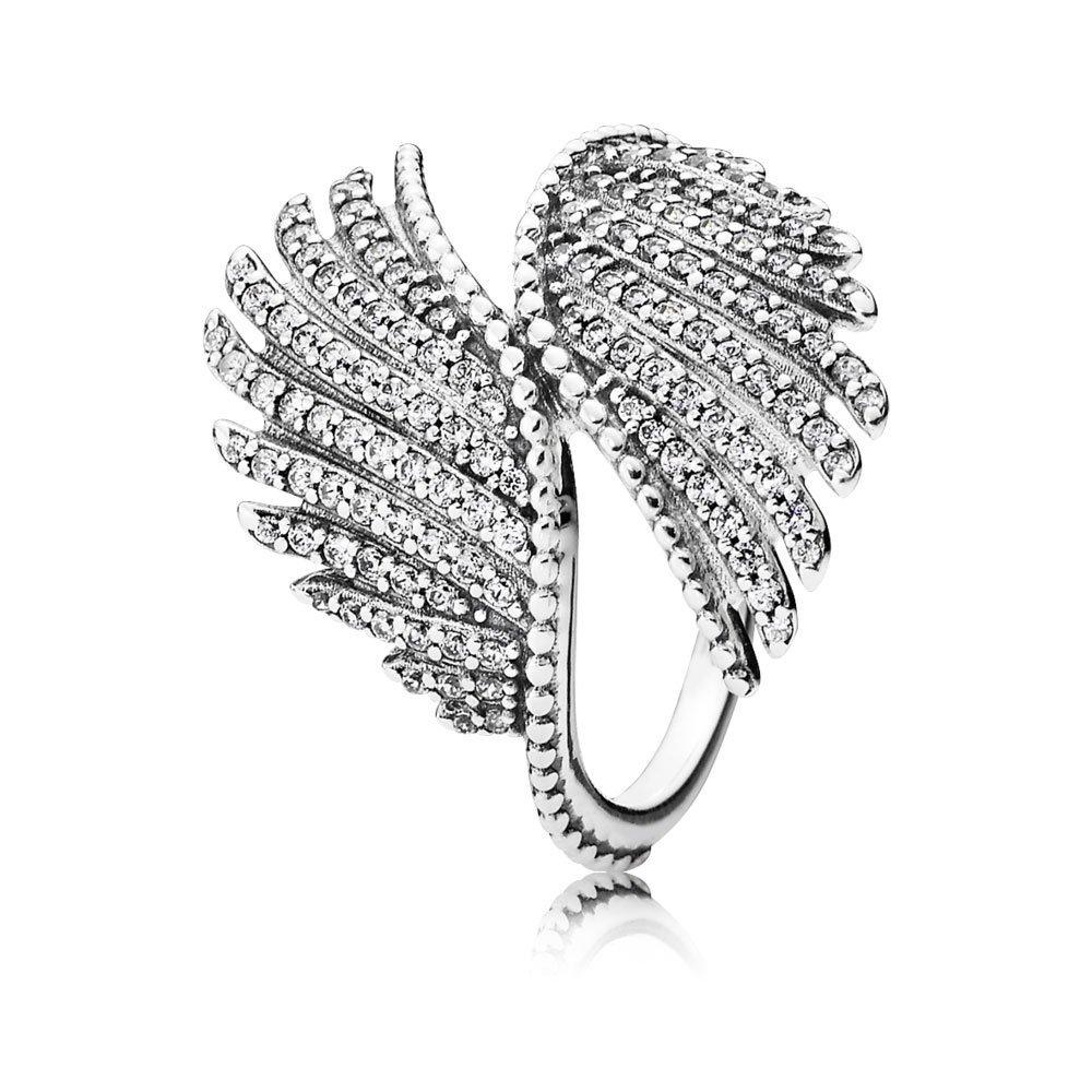 anello pandora con le ali