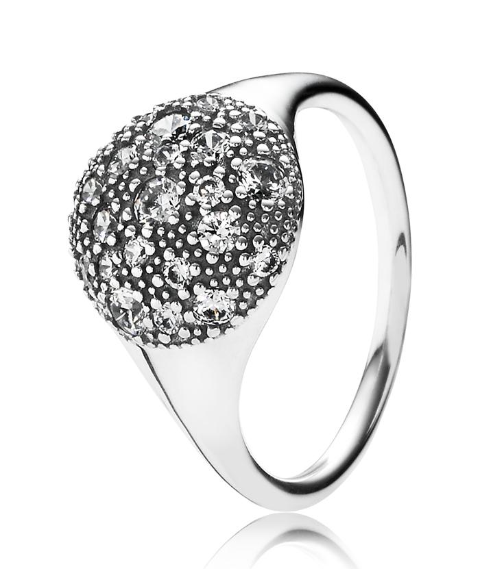 anello stelle pandora