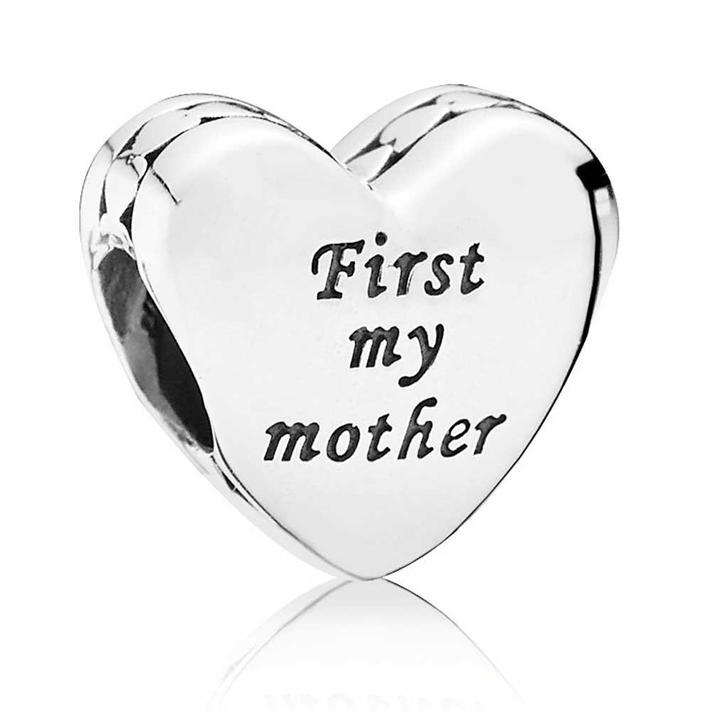 charm pandora ti voglio bene mamma