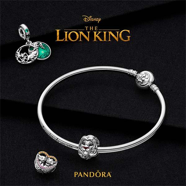 charm pandora re leone